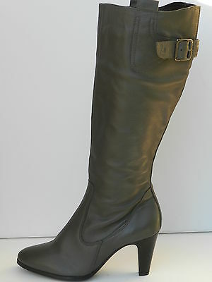 54b162cdbc9005 M&S Chaussures Femme 40,5 Bottes Marks and Spencer Tall Boots Montantes UK7  Neuf