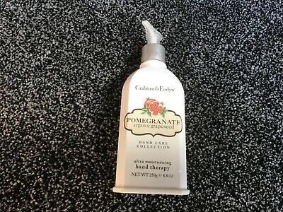 Crabtree & Evelyn Pomergranate Argan & Grapeseed Ultra Moisturising Hand Therapy