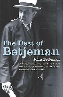 Best of Betjeman, Betjeman, John