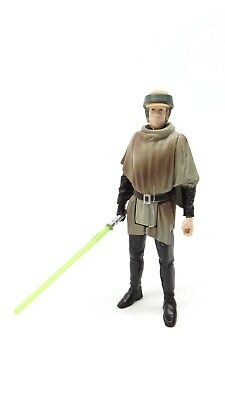 Star Wars Rebels Saga Legends SL25 Endor Gear Luke Skywalker Loose Complete