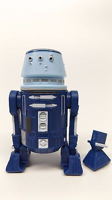 Star Wars Disney Exclusive Astromech Droid 4-Pack R5-S9 Blue Loose Complete