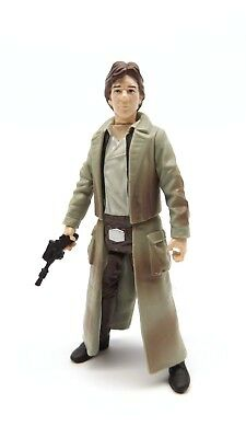 Star Wars Rebels Saga Legends SL27 Endor Trench Coat Han Solo Loose Complete