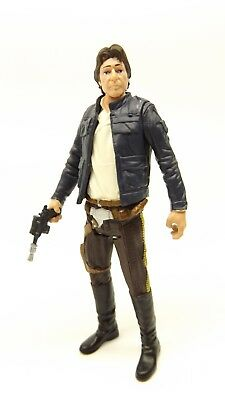 Star Wars TLJ The Last Jedi Force Link 2-Pack Bespin Han Solo Loose Complete
