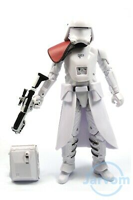 """Star Wars Authentic Black Series 6/"""" Inch TRU Snowtrooper Officer Loose Complete"""