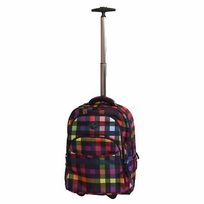 Franky Kids RST2 Rucksack-Trolley Multicolorcheck