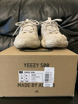 b8bf373ce5e44 ADIDAS YEEZY BOOST 500 Blush Size 9 100% Authentic -  192.50