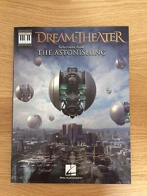 Dream Theater - Selections from The Astonishing: Keyboard Transcriptions