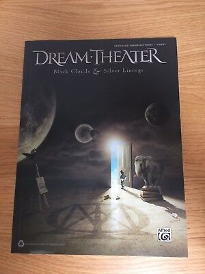 Dream Theater - Black Clouds & Silver Linings: Keyboard Transcriptions