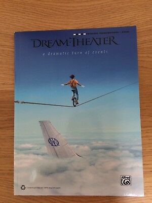 Dream Theater - A Dramatic Turn of Events: Keyboard Transcriptions