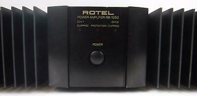 Rotel Rb-1050 High Current Power Amplifier 2 Channel