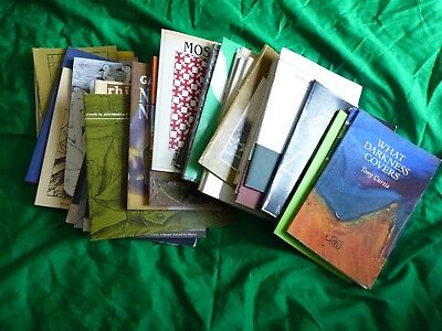 Large collection of Irish / Ulster poetry books – Job lot – inc. Seamus Heaney