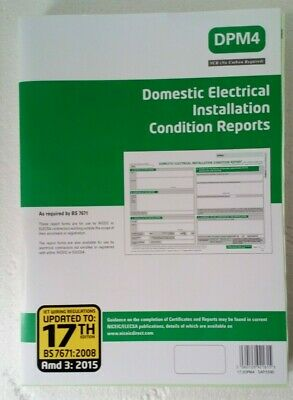 Electrical - Emergency Lighting & Portable Appliance Certificates