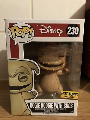funko pop oogie Boogie With Bugs Hot Topic