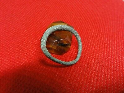 Ancient Viking Bronze  Ring   Kievan Rus 10-12 century AD 5