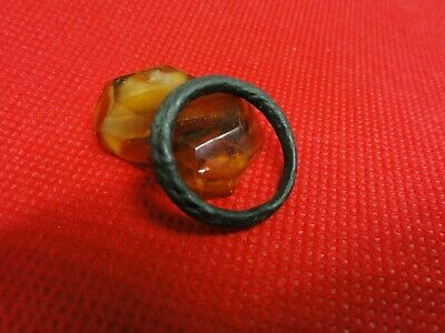 Ancient Viking Bronze  Ring   Kievan Rus 10-12 century AD 7