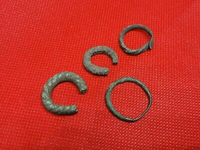 Ancient Viking Bronze  Ring   Kievan Rus 10-12 century AD 9