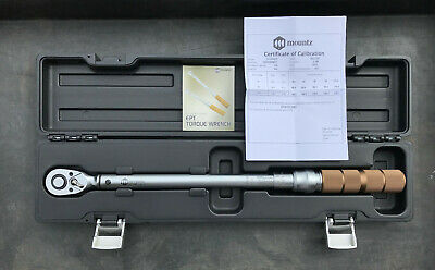Mountz EPT 150F 1/2 Drive Torque Wrench