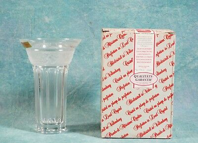 Crystal Vase EDEN Orchard Fruits Germany Nachtmann 24% Lead  NEW in BOX