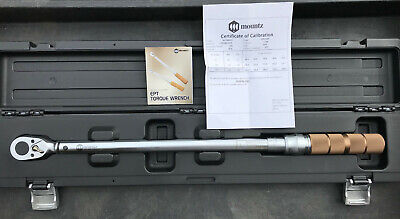 Mountz EPT 250F 1/2 Drive Torque Wrench