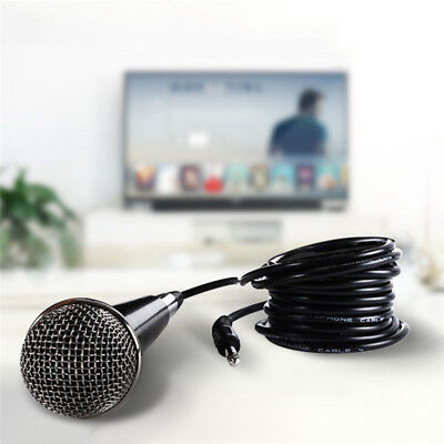Professional Handheld Wired Dynamic Microphone Audio Karaoke Singing Vocal SE