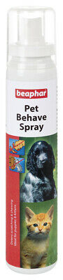 Beaphar Pet Behave Spray 125mls
