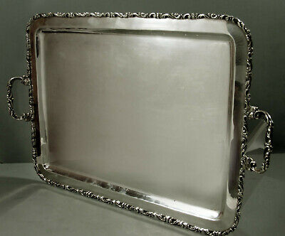 Mexican Sterling Tea Set  Tray   c1950 Juventino Lopez Reyes -