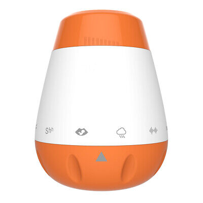 USB ricaricabile portatile Baby Sleep Sound Machine 6 Suoni rilassanti K3O1