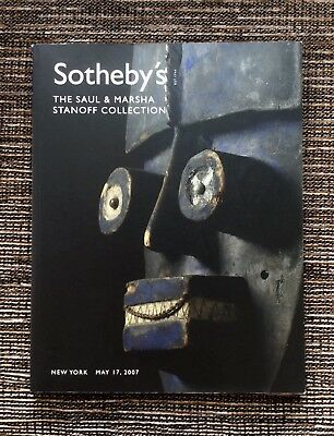 RARE 2007 Sotheby's Auction Catalog: The Saul & Marsha Stanoff Collection