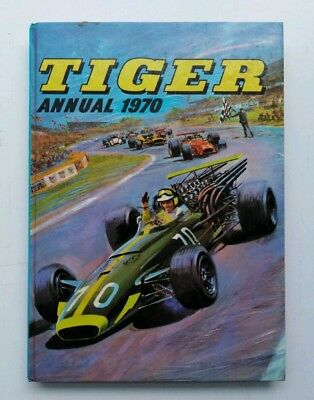 Tiger Annual 1970 I.P.C. Magazines Ltd