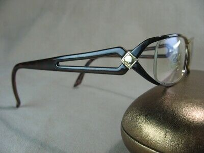 3aea8f7efca CHRISTIAN DIOR CD 3726 Metal Semi-Rimless Eyeglasses Made Italy   Nice Case