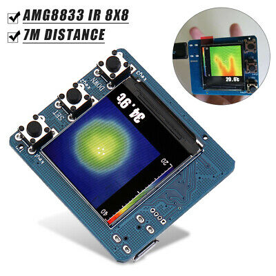 Active Components Imported From Abroad Amg8833 Ir Thermal Camera 8x8 Infrared Array Thermal Image Electronic Components & Supplies