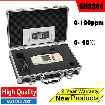 Pro Digital LCD Display Ammonia Gas Detector Meter Detector Tester  0-100ppm UK