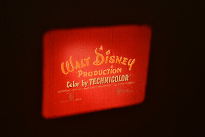 16mm cartoon lot (Disney The Old Mill [color], Road Runner [BW], Paddington [C])