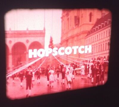 16mm Film Hopscotch 1980 Walter Matthau Faded