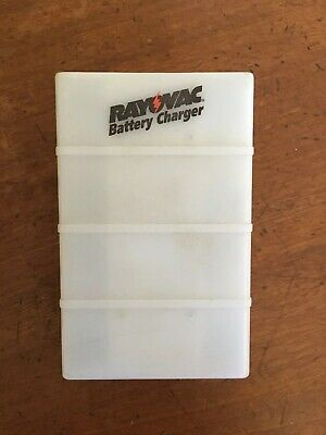 Rayovax PSU-1 Rechargeable Battery Charger