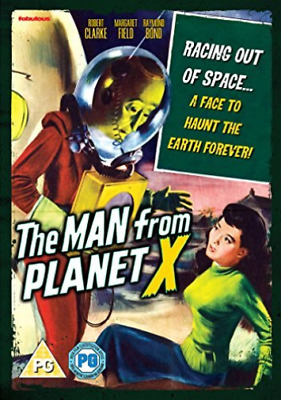 The Man From Planet X (Uk Import) Dvd [Region 2] New