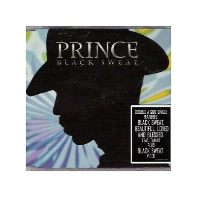 Prince Black Sweat / Beautiful, Loved and Blessed CD NPG Records 2006 NEW