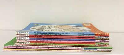 Charlie And Lola 12 Book Bundle, Clarice Bean, What Planet Are You From?  (d)