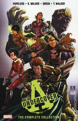 Avengers Undercover TPB (Marvel NOW) The Complete Collection #1-1ST 2018 NM
