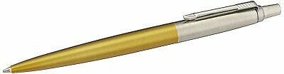 Parker Jotter Ballpoint Pen 125Th Anniversary Gold  Colored New In Box