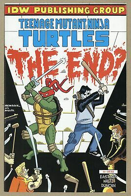 Teenage Mutant Ninja Turtles (IDW) #4D 2011 VF 8.0