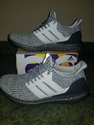 fcf1cb80fc9 Adidas Ultra Boost 4.0 Oreo Cookies and Cream size 8.5 White Grey Black