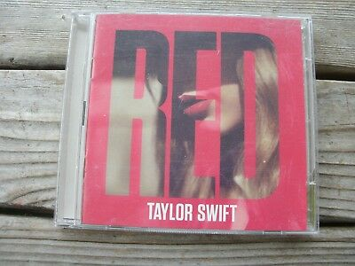 Red [Target Exclusive] by Taylor Swift (CD, Oct-2012, 2 Discs, Big Machine)