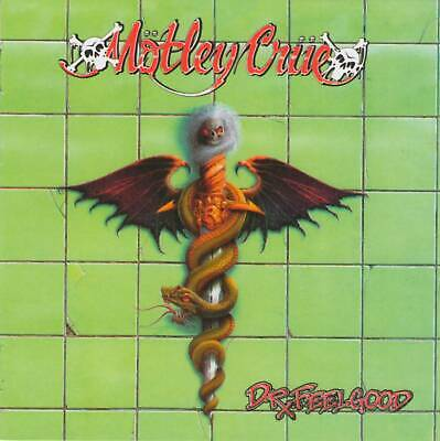 MOTLEY CRUE - DR. FEELGOOD (+5 Bonus)(1989/2003) Glam Metal CD Jewel Case+GIFT