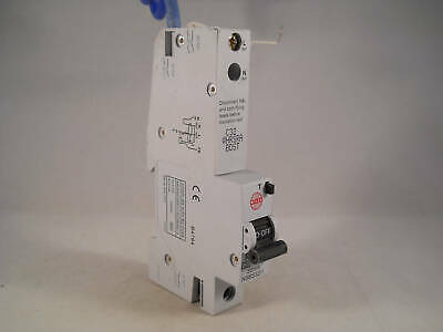 GEC vynckier 63 Amp 30mA DOUBLE POLE dell/' interruttore differenziale DoJ 097 138262-030 RA63 2