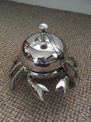 Crab Bell - TKMaxx - Homesense - LARGE - Hely - mint condition - RARE