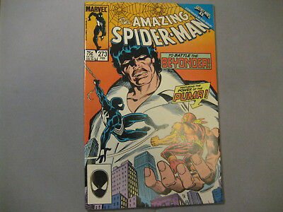 The Amazing Spider-Man #273 (Feb 1986, Marvel) HIGH GRADE