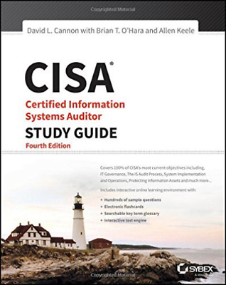Cannon, David L.-Cisa: Certified Information Systems Audito (UK IMPORT) BOOK NEW