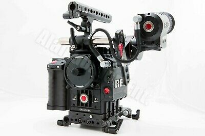 USED RED EPIC Dragon 6K Camera Package
