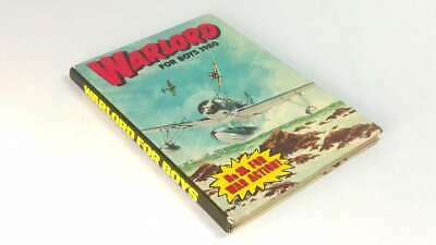 WARLORD for boys 1980 ( annual ) `no1 for war action!` by , Hardcover | 1979-01-